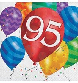 Luncheon Napkins 95 Balloon Blast
