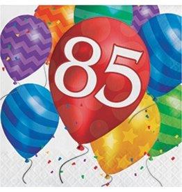 Luncheon Napkins 85 Balloon Blast