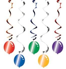 Dizzy Dangler Balloons