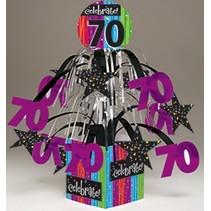 Celebrate 70 Centerpiece
