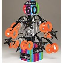 Celebrate 60 Centerpiece