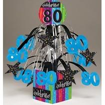 Celebrate 80 Centerpiece