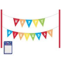 Birthday Cake Banner Kit