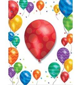 Invitations Balloon Blast