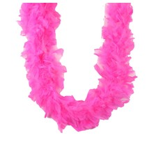 Candy Pink Boa