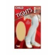 Beige Tights Child Size