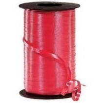 Curling Ribbon Red 500 YD