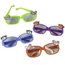Kiddie Animal Sunglasses 12 ct