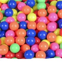 Super Balls-144 count- Solid Color Assortment