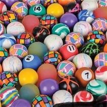 Super Balls-144 count- Assorted Designs