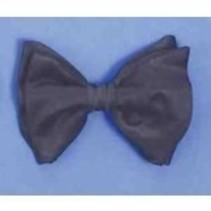 Bow Tie Elastic Black