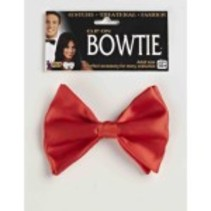 Bow Tie with clip Red