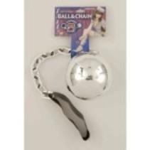 Ball & Chain Silver