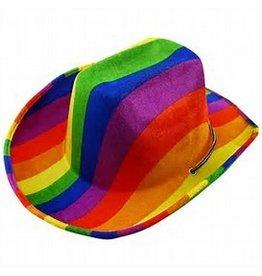 Cowboy Hat Rainbow