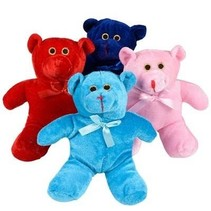 Bear Plush Asst Colors