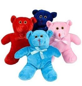 Bear Plush Asst Colors