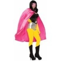 Cape Adult Size Pink