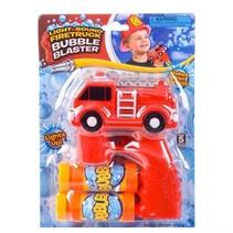 Bubble Blaster Fire Truck