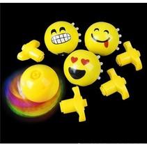 Emoji Spinner Top