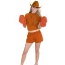 Boxer Shorts Orange