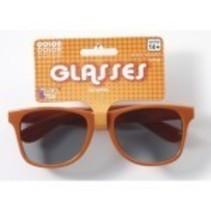 Jumbo Sunglasses Orange