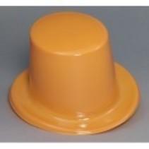 Top Hat Plastic Orange