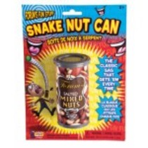 Snake Nut Can