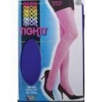 Tights Neon Purple