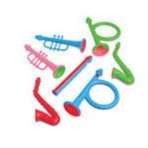 Musical Instrument Whistles 12 piece package