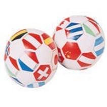 International Soccer Ball Vinyl