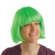 Green Mod Wig