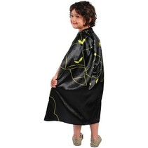 Superhero Black Bat Cape