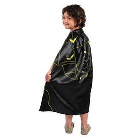 Superhero Black Bat Cape