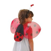 Lady Bug Wing Set