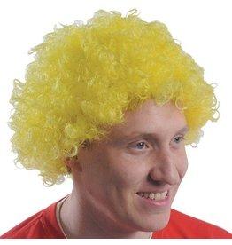 Yellow Team Spirit Fro