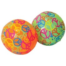 Inflatable Peace Beach Ball