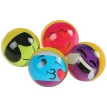 One Dozen Emoji Bounce Balls