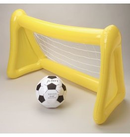Inflatable Soccer Goal Set