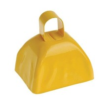 Yellow Cow Bell