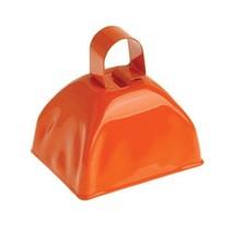 Orange Cow Bell