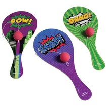 Superhero Paddle Ball