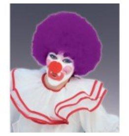 Purple Afro Wig