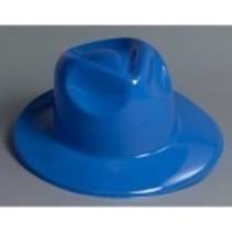 Fedora Plastic Blue