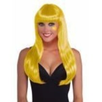 Long Wig Yellow