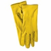Gloves Yellow