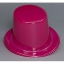Top Hat Plastic Maroon