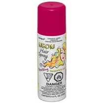Pink Hair Spary