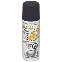 Black Hair Spray