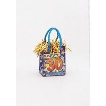 Happy 30th Birthday Balloon Weight