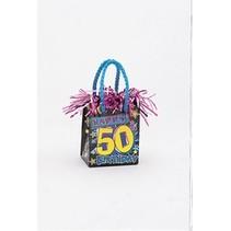 Happy 50th Birthday Balloon Weight